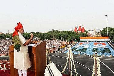 Flesh and Blood: Nation-Building in India