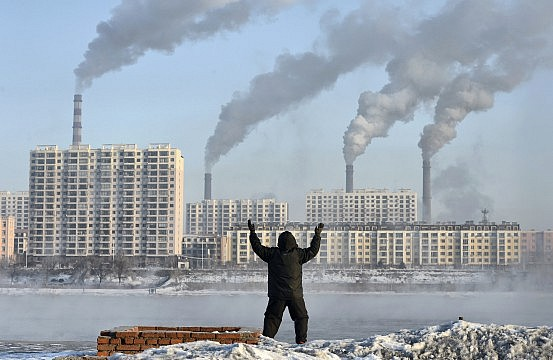China's Climate Change Paradox