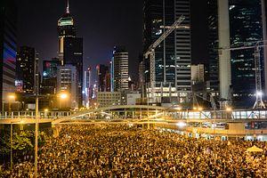 China's Cyber War Against Hong Kong Protestors