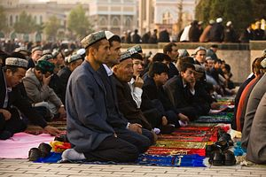 Australia and China: Don't Mention the Uighurs?