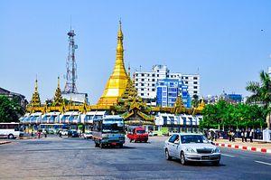 Japanese Banks Win Big in Myanmar