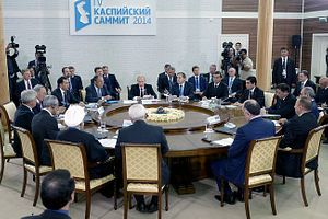 After Summit, Caspian Sea Questions Linger