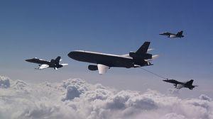 Aerial Refueling: Air Power's Kryptonite