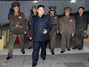 Top North Korean Officials Make Surprise Visit to South Korea