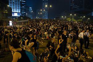 Hong Kongers Take Charge