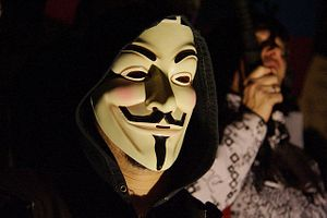 Anonymous: 'We Will Shutdown China' in Support of Hong Kong Protestors