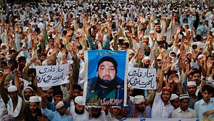 In Pakistan, 'Blasphemers' Like Me Receive Militant 'Justice'