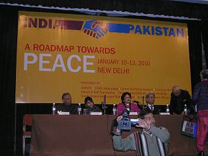A New Face for India and Pakistan's Track II Diplomacy