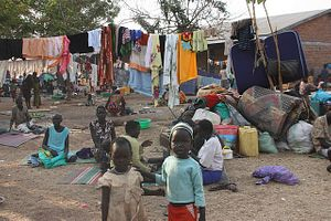 China's Emergency Relief to South Sudan
