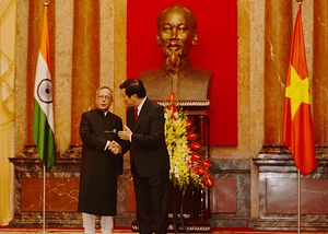 How Vietnam Woos China and India Simultaneously