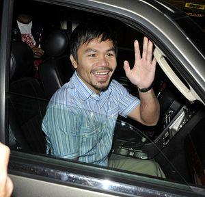 Manny Pacquiao: Boxer, Legislator, Basketball Playing Coach
