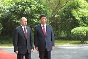Putin Signals Russia's Shift to Asia