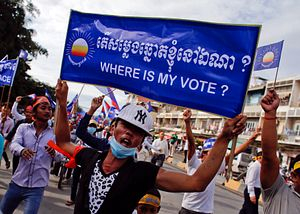 The Rise of Public Opinion in Cambodia's Politics