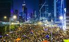 Japan Dips Its Toe into the Hong Kong Protests