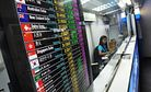 Fears For Carry Trade as Asian Growth Drops
