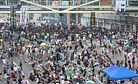 China Claims US Behind Hong Kong Protests