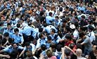 Hong Kong Police: Triads Infiltrated Occupy Movement