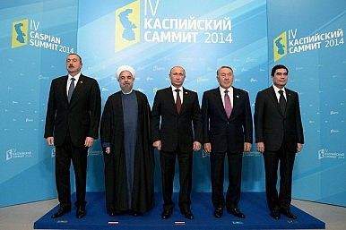 Russia and Iran Lock NATO Out of Caspian Sea