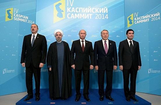 Russia and Iran Lock NATO Out of Caspian Sea