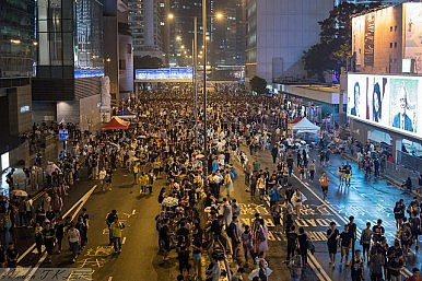 How to Avoid Repeating the Tragedy of Tiananmen Square in Hong Kong
