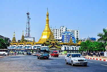 Japanese Banks Win Big in Myanmar