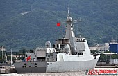 'Chinese Aegis' Leads A2/AD Drill in South China Sea