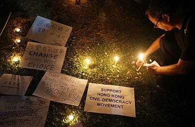 Singapore's Pallid Hong Kong Solidarity