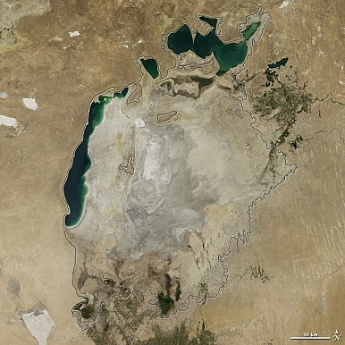 How the Soviet Union Created Central Asia's Worst Environmental Disaster