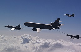 Aerial Refueling: Air Power's Kryptonite