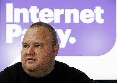 The Downfall of Kim Dotcom