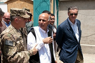 The Afghan Unity Government's Three Perils