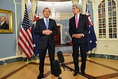 Tony Abbott: The Unlikely Globalist?