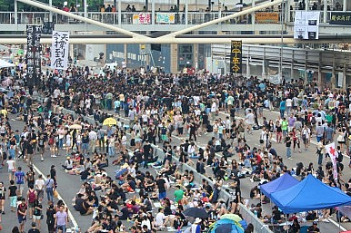 To Prevent Chaos, Give Hong Kong Democracy