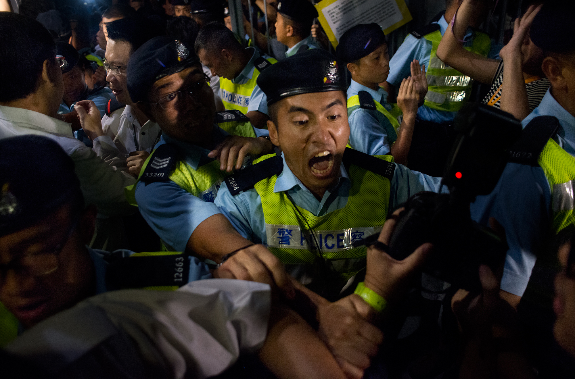 Hong Kong's Big Week