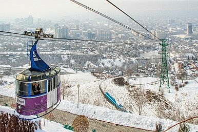 In Kazakhstan, Hope and Skepticism About Hosting 2022 Olympics