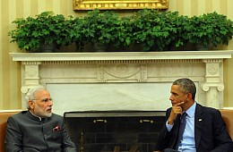 What's Next for US-India Defense Ties with Obama's Trip?