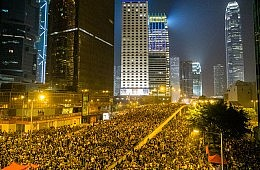 'Today's Hong Kong, Tomorrow's Taiwan?' Nope, the Other Way Around.
