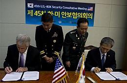 South Korean Politics Drive OPCON Transfer