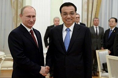 The EU and Russia: China's Balancing Act