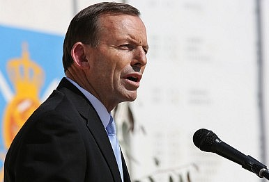 Australia's Macho Putin Rhetoric
