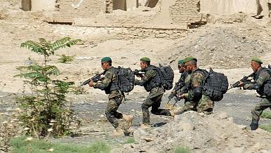 Afghan Forces Capture Haqqani Leaders