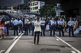 Occupy Central: Holding Hong Kong's 'Silent Majority' Hostage