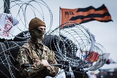 Kazakh Found Among Ukraine Separatists