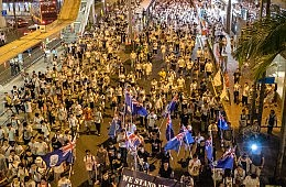 Think 228, Not Tiananmen: How Identity Drives the Hong Kong Protests
