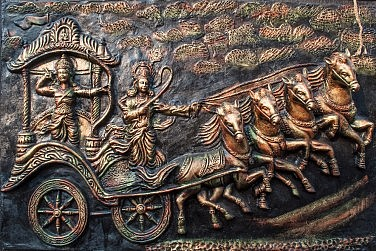 Review: <i>Bargaining With a Rising India: Lessons From the Mahabharata</i>