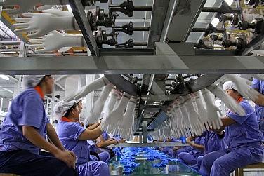 China's Mixed Growth Forecasts