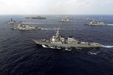 Why Japan Won't Get Too Involved in the South China Sea