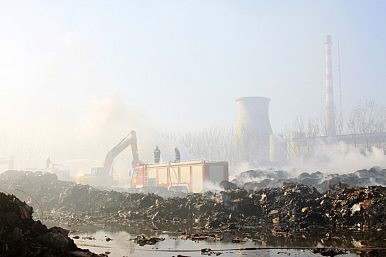 Taking the Leap on China's Pollution Problem