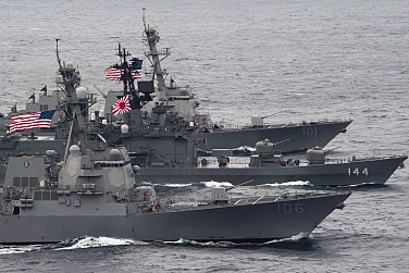 Is Japan Becoming a Threat to Peace?