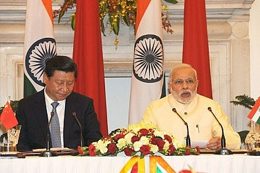 The Age-Old Sino-Indian Contest for South Asia